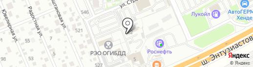 ПЭТ Тара на карте Балашихи