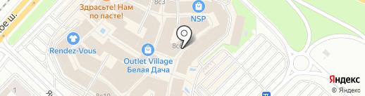 Michael Kors на карте Котельников
