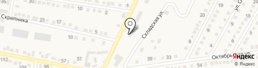 Ремстройсервис, торгово-производственная компания на карте Ясиноватой