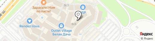 Эстель Адони на карте Котельников