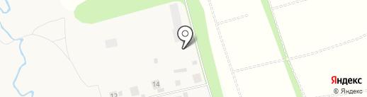 Моё Пушкино на карте Братовщиной