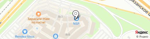 Puma на карте Котельников