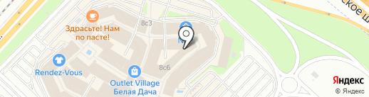 Marella на карте Котельников