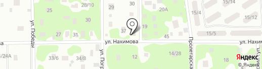 Почтовое отделение №141073 на карте Королёва