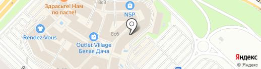 MILANA на карте Котельников