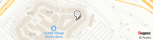 Geox на карте Котельников