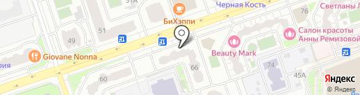 МедОК на карте Реутова