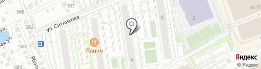 Kilo shop на карте Балашихи
