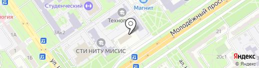 Инспекция Федеральной налоговой службы России №4 по Белгородской области на карте Старого Оскола
