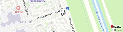 Amber на карте Балашихи