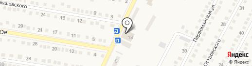 Окна Прок на карте Ясиноватой