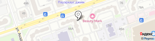 ПИК-Комфорт на карте Реутова