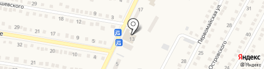 Компьютерный хит, торгово-сервисная компания на карте Ясиноватой