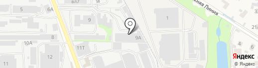 Keyunlock на карте Реутова