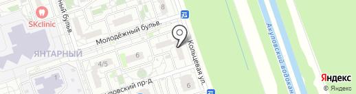 BUTA TRAVEL на карте Балашихи
