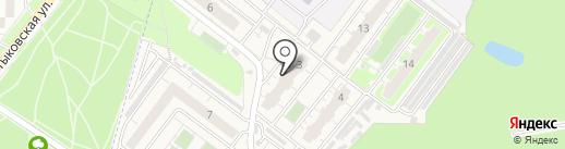 Сервис Плюс на карте Балашихи
