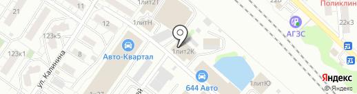 MegaBit на карте Люберец