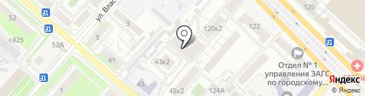 Отдых на карте Люберец