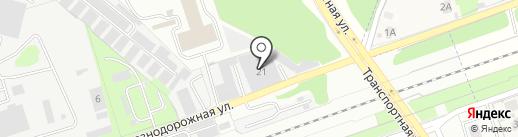 Коррус-Техникс на карте Реутова
