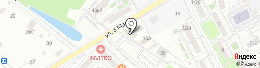 ТрэйдЭнерго на карте Люберец