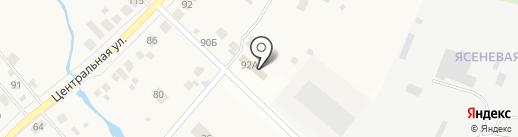 AUTO SPA на карте Братовщиной