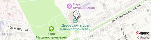 Divа, салон красоты на карте Ясиноватой