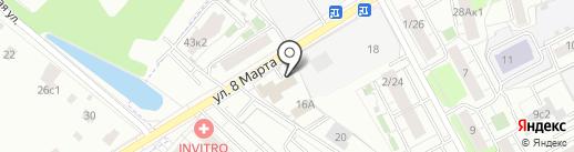 Luber-studio на карте Люберец