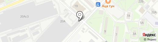 Print.ru на карте Люберец