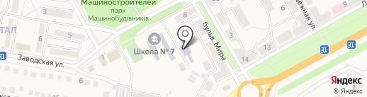 Мебельная мастерская на карте Ясиноватой