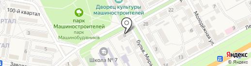 Мечта на карте Ясиноватой