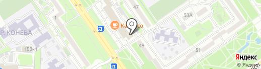 СтройОтделКомплект на карте Старого Оскола