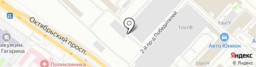 PartGrade на карте Люберец