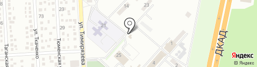Бодяко Е.В., ЧП на карте Макеевки