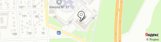 Виктория на карте Макеевки