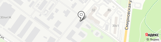 EQUIP CENTER на карте Люберец
