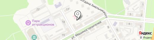 Инесс-Бьюти, салон красоты на карте Ясиноватой