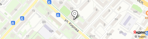 ИнфоЛюберцы.рф на карте Люберец