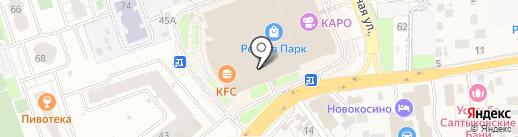 Kanzler на карте Реутова