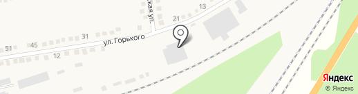 Злак на карте Ясиноватой