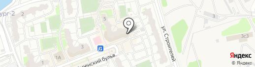 Апис-А на карте Балашихи