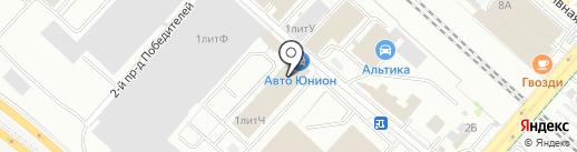 ЖБИ Строй на карте Люберец