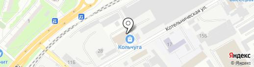Росимпэкс на карте Люберец