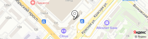 Одигитрия Кастомс на карте Люберец