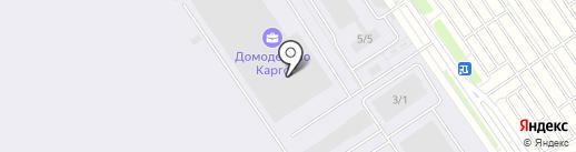Центравиа на карте Домодедово