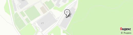 Драйв на карте Лыткарино