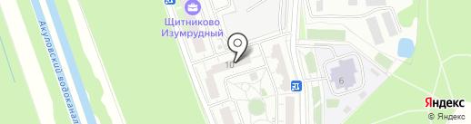Lika на карте Балашихи