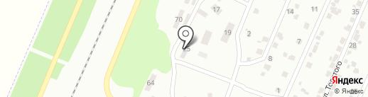 Сладкий поток, ЧП на карте Макеевки