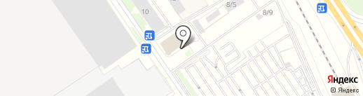 Юнилоуд на карте Домодедово