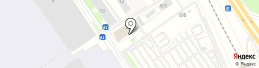 Домодедово Карго Сервис Групп на карте Домодедово