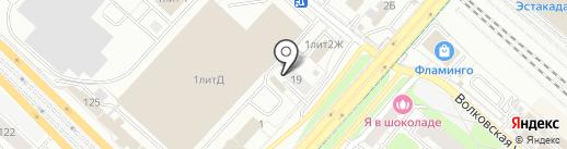 Строймонтаж-М на карте Люберец